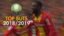 Top 3 buts RC Lens   saison 2018-19   Domino's Ligue 2