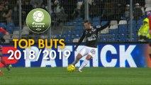 Top 3 buts Stade Brestois 29 | saison 2018-19 | Domino's Ligue 2