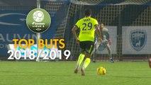 Top 3 buts Chamois Niortais | saison 2018-19 | Domino's Ligue 2