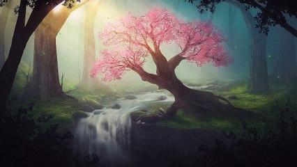 Beautiful Celtic Music:  Sacred Tree, Fantasy Music, Forest Music