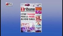 REPLAY - Revue de Presse - Pr : MAMADOU MOUHAMED NDIAYE - 07 Juin  2019