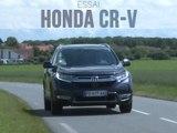 Essai Honda CR-V Hybride 2.0 i-MMD 4WD Exclusive (2019)