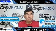 St Louis Cardinals vs Chicago Cubs 6/7/2019 Picks Predictions Previews