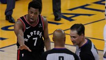 Kyle Lowry Explains How He Kept His Cool After Mark Stevens Shoved Him