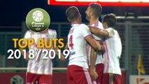 Top 3 buts AC Ajaccio   saison 2018-19   Domino's Ligue 2