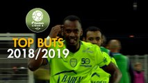 Top 3 buts ESTAC Troyes| saison 2018-19 | Domino's Ligue 2