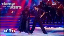 DALS S03 - Un tango avec Amel Bent et Christophe Licata sur ''Like a prayer'' (Madonna)