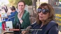 Cannes : la Croisette passe à la vaisselle écologique