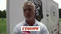 Ginola «Le PSG n'est pas né il y a 10 ans» - Foot - L1 - PSG