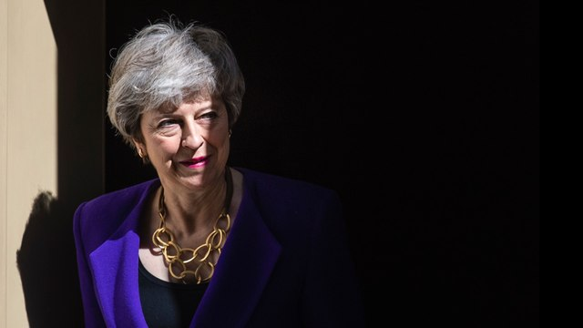 Theresa May's Legacy on Her Last Day as Conservative Leader
