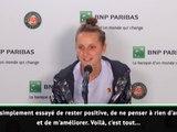 "Roland-Garros - Vondrousova : ""La plus belle semaine de ma vie"""