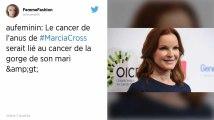 Marcia Cross (Desperate Housewives) témoigne pour ne plus « avoir honte » de son cancer de l'anus.