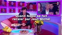 Quand Nagui se fait recaler par Jean Michel !