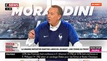 """La grand reporter Martine Laroche-Joubert dans """"Morandini Live"""": """"La peur il faut l'apprivoiser. La peur nous fait faire des bêtises"""" - VIDEO"""