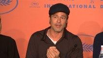 Brad Pitt menace de procès les organisateurs de la Straight Pride Parade