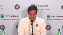 """Roland-Garros - Federer : """"Ce sera très important d'avoir un toit"""""""