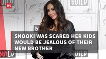 Snooki Doesn't Want Jealousy In The House
