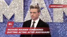 Richard Madden Nearly Quit Acting