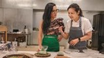 Ali Wong Talks Working With Chef Niki Nakayama For 'Always Be My Maybe'   THR News
