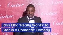 Idris Elba Wants To Expand His Acting Portfolio