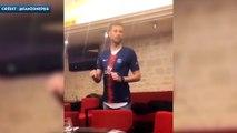 L'émouvant message d'adieu de Thiago Motta aux U19 du PSG