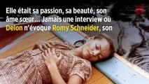 Alain Delon : « Romy s'est délibérément laissée mourir.… »