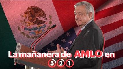 AMLO convoca a los MEXICANOS a MEGA MARCHA contra TRUMP en Tijuana