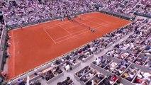 Roland-Garros 2019 - 09 juin : Les plus belles images du Philippe-Chatrier