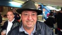 Coupe du Rhône – Hervé BOUDOUX réagit après la victoire du FC LLYON contre MDA Foot B