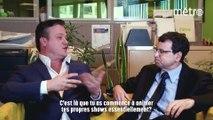 Discussion de salon avec Denis Lévesque
