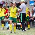 Coupe du monde féminine de football : la capitaine sud-africaine en attend beaucoup
