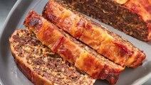 Bacon Weave Meatloaf