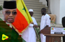 Remise de drapeau aux lions : La réaction du capitaine Cheikhou Kouyaté et de El Hadji Diouf