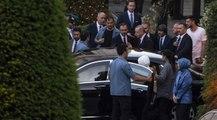 Türkiye'nin konuştuğu Mesut Özil ile Amine Gülşe'nin düğününden muhteşem kareler!