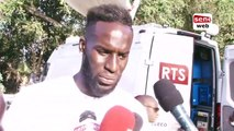 Reaction de Salif Sané et Aliou Cissé