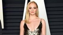 Sophie Turner Reflects On Her 'Game of Thrones' Character's Journey, Talks Spinoffs   THR News