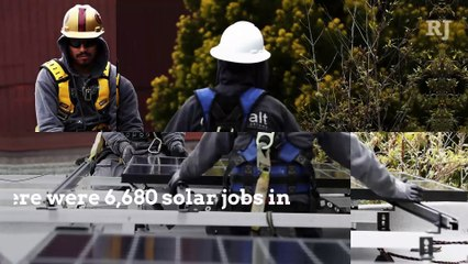 Solar industry is bouncing back