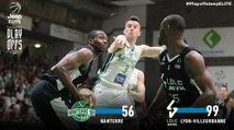 Playoffs Jeep® ÉLITE - 1/2 finale - Match 3 : Nanterre vs Lyon-Villeurbanne