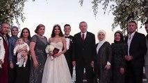 Turkish President Erdogan is Mesut Ozil's best man at wedding