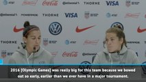 Our 2016 Olympics exit is our motivation - Alex Morgan