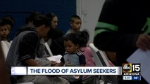 City of Phoenix developing plan to deal with influx of immigrants