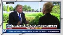 Trump Has MELTDOWN With Laura Ingraham