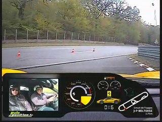 Votre video de stage de pilotage B017140419POPO0044