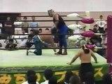 Shiryu vs. Gran Naniwa (08-03-96)