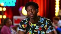 Golden Buzzer- Joseph Allen Leaves Exciting Footprint With Original Song - America's Got Talent 2019