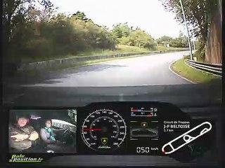Votre video de stage de pilotage  B021260519PO0010