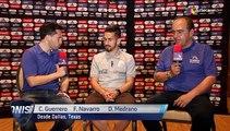 Fer Navarro en la Selección Azteca aprovechando su oportunidad. | Azteca Deportes