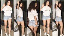 Kangana Ranaut looks hot in her summer look; Watch Video | Boldsky