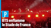 BTS au Stade de France : «C'était trop bien, j'en ai pleuré»