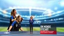 Découvrez l'énorme différence entre les salaires des joueuses féminines vs les joueurs de foot - Vidéo